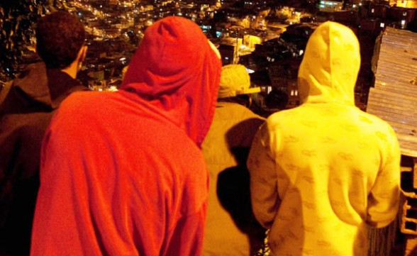 Delincuencia en La Paz
