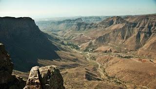 Travel around Spain - Fataga
