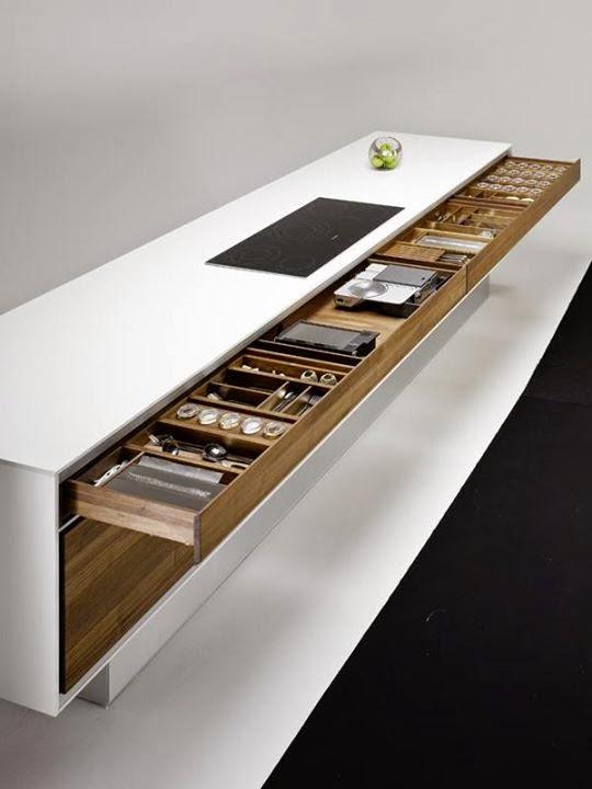Five Kitchen Interiors Ideas