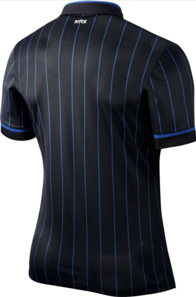 New Jersey Bola  Inter Milan 14-15 (2014-2015) Home Kit
