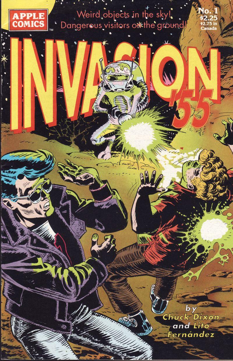 invasion from mars journeys - photo #45