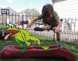 Leapfroggin'