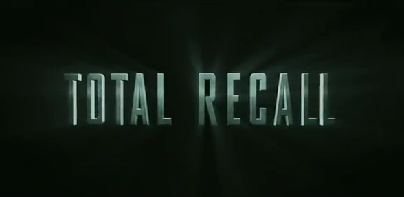 Total Recall 2012 scence fiction action thriller title hollywood adaptation of 1966 short story We Can Remember It for You Wholesale by Philip Dick