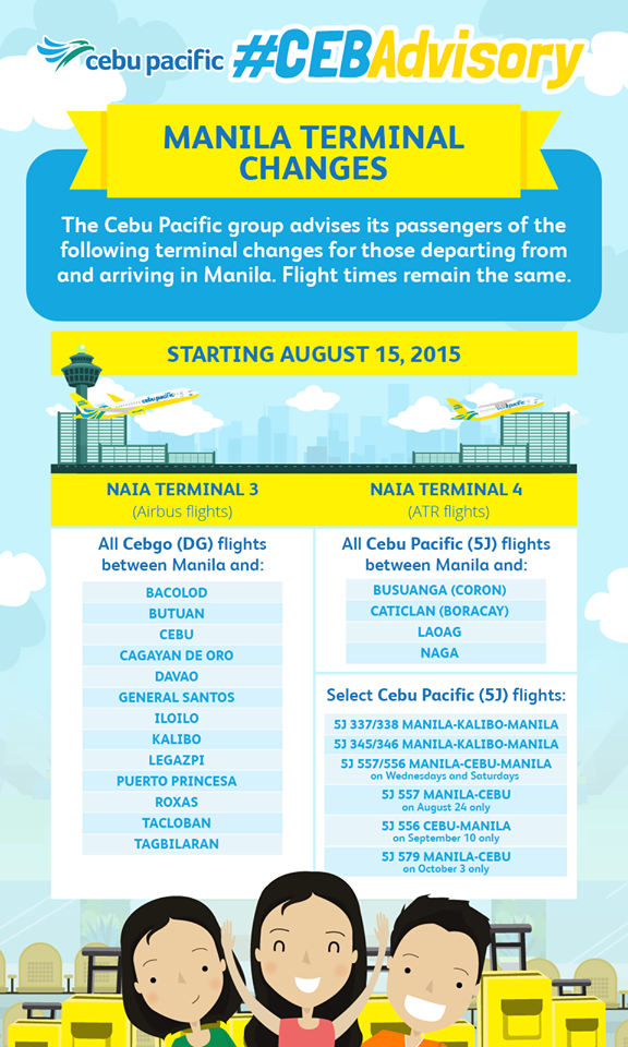 terminal 2 philippines airline guideline