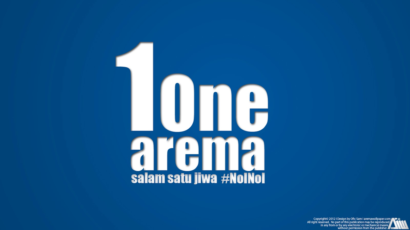 Wallpaper Arema Indonesia Download Gambar Logo