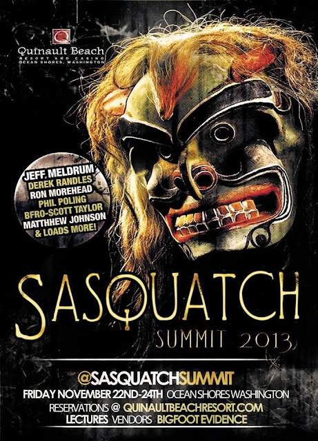 Sasquatch Summit 2013