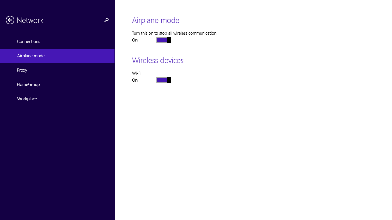 Turn on wifi in windows 8.1 preview step by step 8