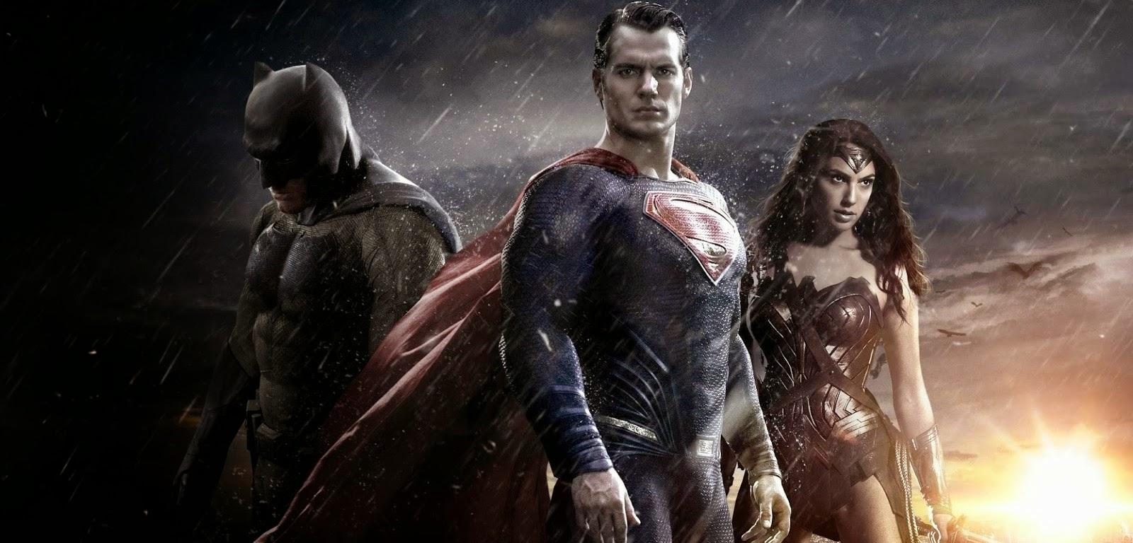 Trailer de Batman vs Superman será lançado em Mad Max: Estrada da Fúria