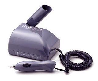 本多電子 USW-334 超音波美工刀