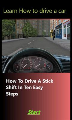 Aplikasi Belajar Setir Mobil, Aplikasi Driver, Aplikasi Windows Phone, Cara Menyetir Mobil, Teknik Mengemudi,