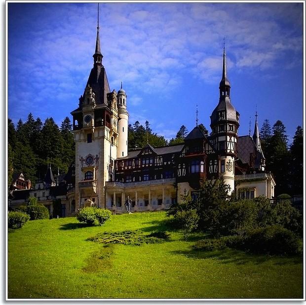 Peles castle - Sinaia, Romania