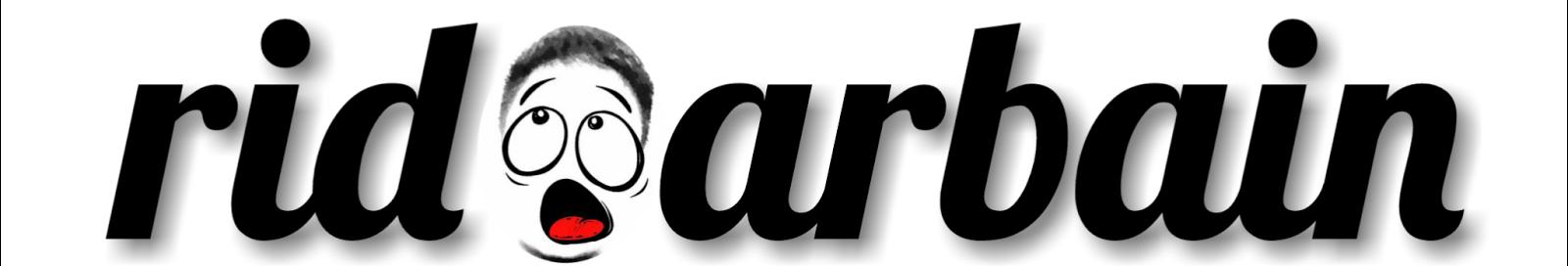 Rido Arbain's Personal Blog