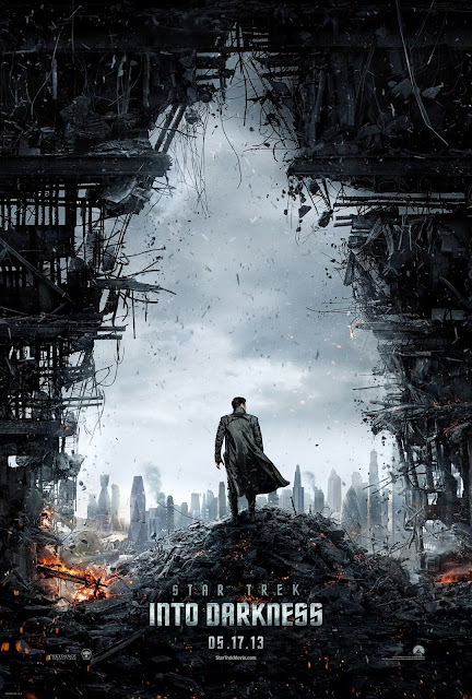 Star Trek Into Darkness Teaser One Sheet Movie Poster