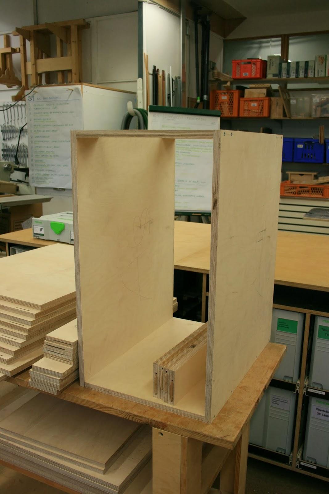 Dominiks Holzblog Küche Teil 1