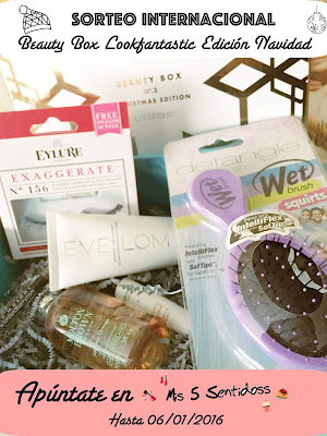 beauty box lookfantastic