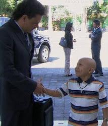 Aldair Ismael Becerra.