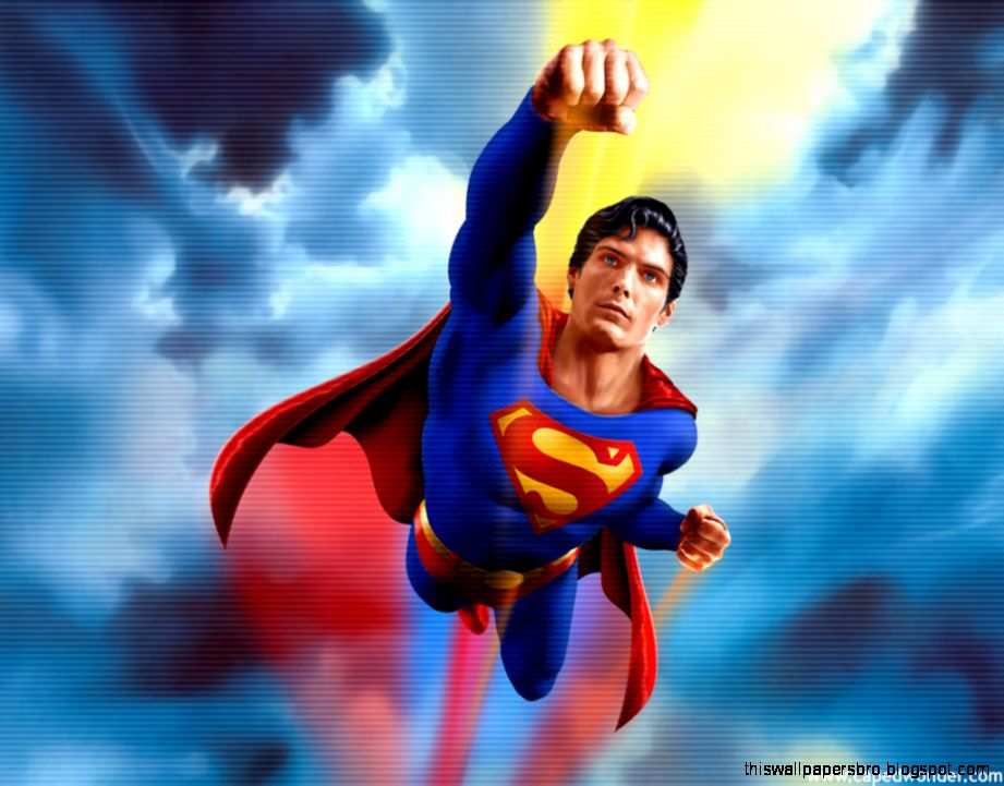 Superman fly in the sky this wallpapers view original size publicscrutiny Gallery