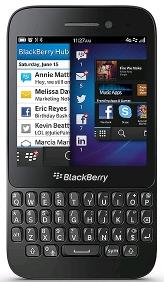 BlackBerry Q5 User Manual Guide