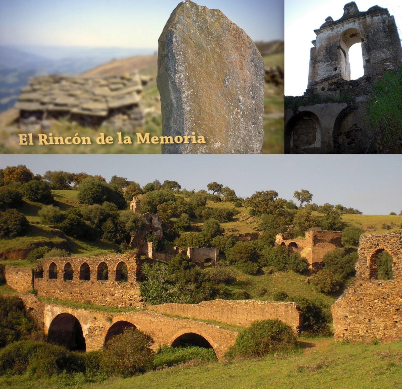 El Rincón de la Memoria: Convento de la Luz en Moncarche (Alconchel)