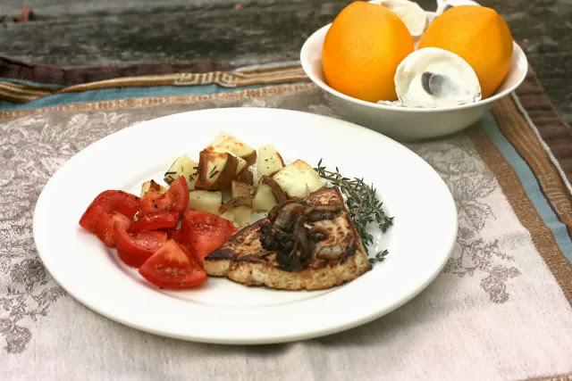 Mediterranean Swordfish: simplelivingeating.com