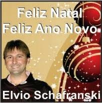 Nova Laranjeiras:Elvio Schafranski deseja a todos um Feliz natal e um próspero ano novo