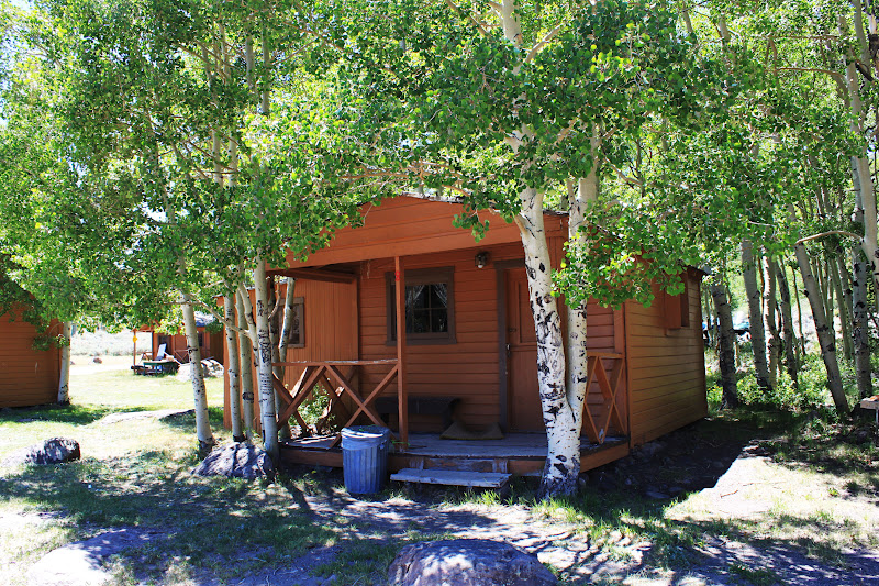 Rental cabins at fish lake utah rustic 5 person camping Campground cabin rentals