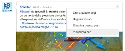Google Ripples: istruzioni per l'uso, come fare per visualizzare i grafici  | Federico Neri @IFNERI