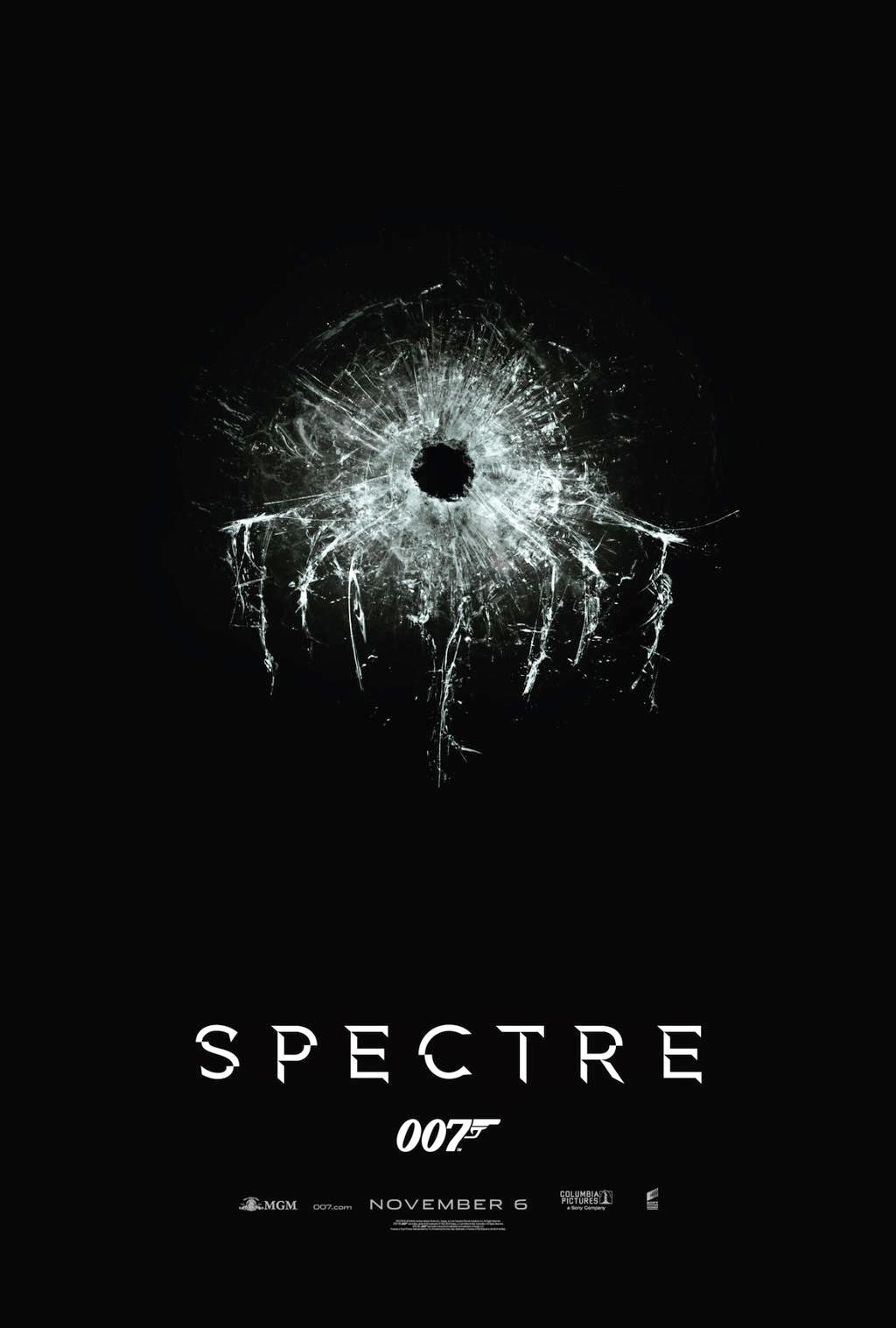 Spectre James Bond Movie Trailer and Poster