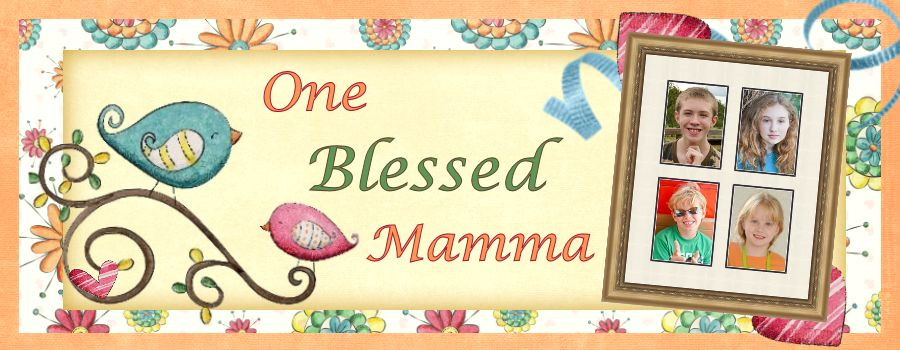 One Blessed Mamma