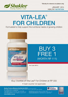VITA LEA FOR KIDS PROMOTION