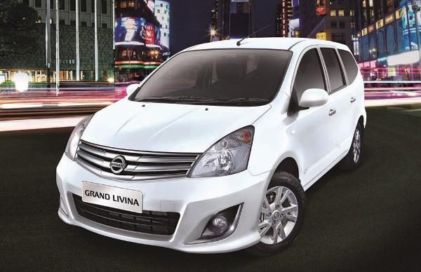 gl 2012 xv Harga Mobil Nissan New Grand Livina 1.5 SV M/T   Review Nissan MPV