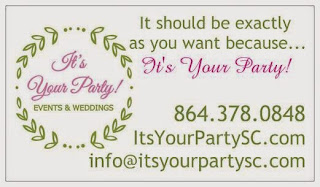 It's Your Party, Events & Weddings
