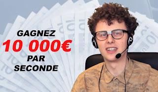 NORMAN : COMMENT GAGNER 10000€ PAR SECONDE