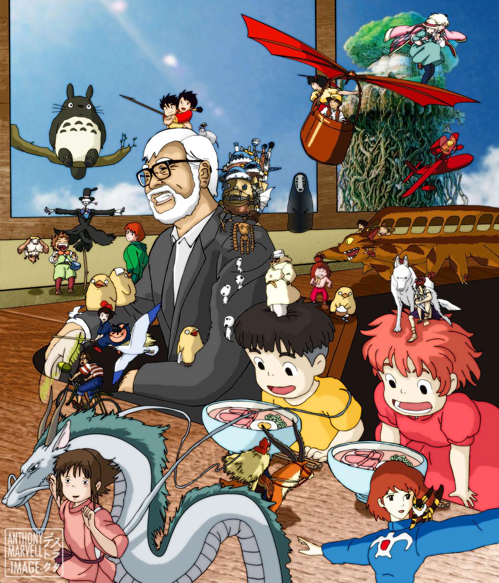 Hayao Miyazaki se retira. 000px4rh
