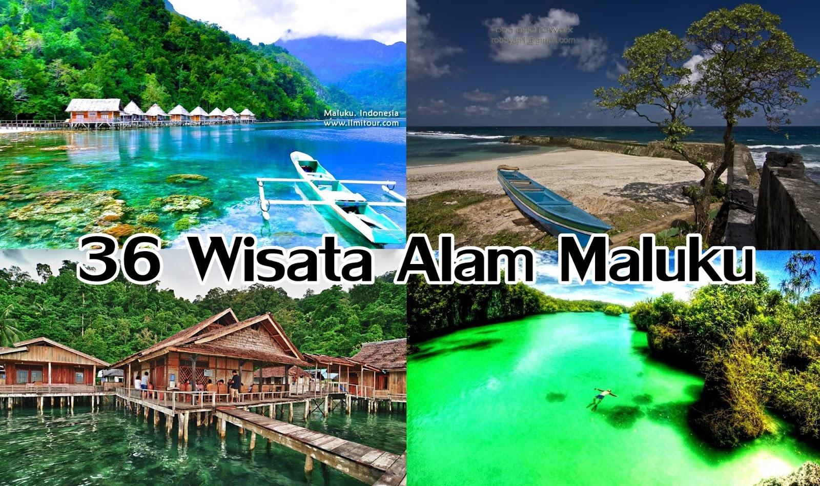 36 Wisata Alam Maluku  Ayokemaluku  Bagikan