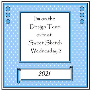 Design Team Sweet Sketch Wednesday 2