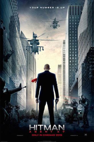 Hitman Agent 47 2015 Movie Download