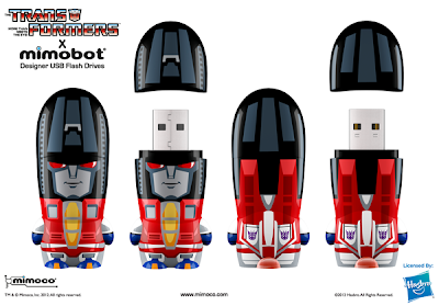 Transformers Mimobot USB Flashdrives by Mimoco - Starscream