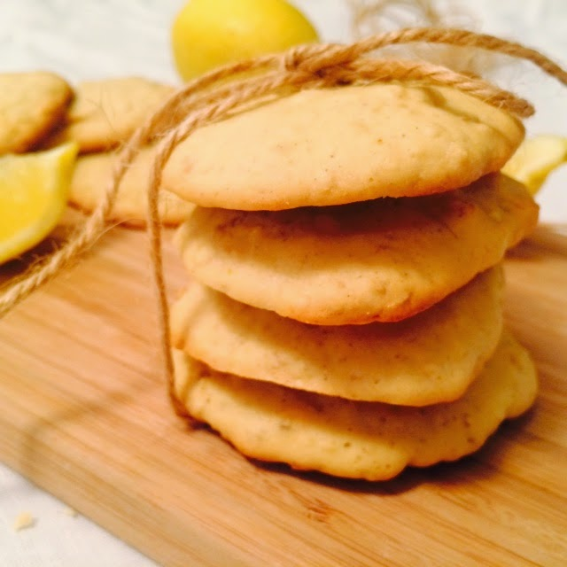 Healthy Lemon Cookies Recipe