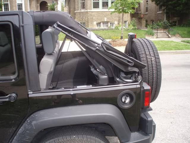 Putting Down That Jeep Soft Top   Are You Doing It Wrong?