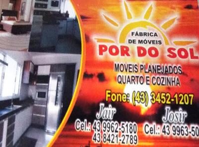 Fábrica de Móveis Pôr do Sol em Borrazópolis