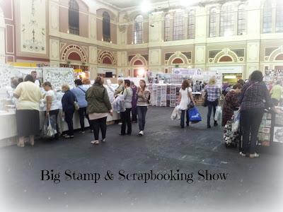 Big Stamp and Scrapbooking Show