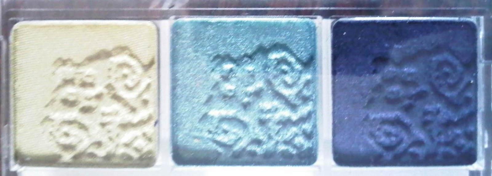Racun Warna Warni Sariayu 2012 Eyeshadow Bena Amp Kelimutu
