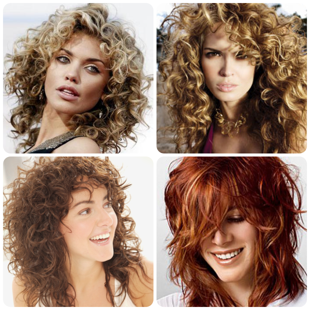 Great Hair Cuts - The Curly Shag title=