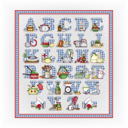 www.Crosstitch.com - Cross Stitch Patterns to Print Online