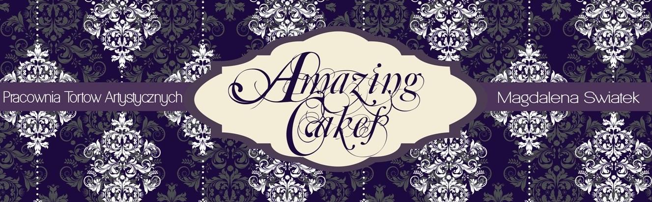 Pracownia Tortów Artystycznych  Amazing Cakes Włocławek