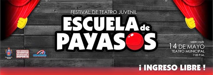 Escuela de Payasos - 14 de mayo