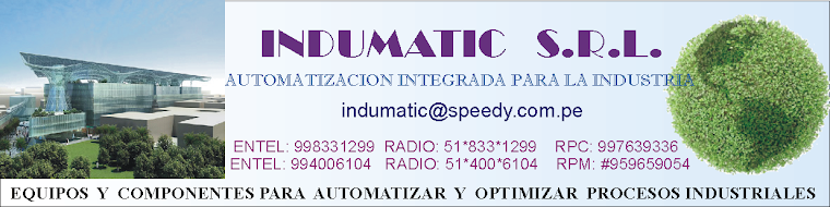 INDUMATIC   S.R.L.