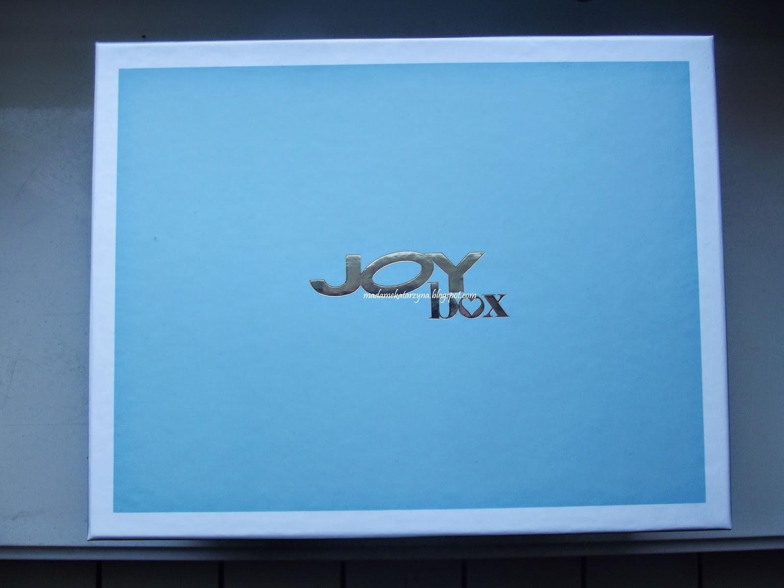JoyBox edycja deluxe kwiecień 2015 - co jest w  pudełku?