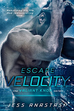 Escape Velocity (Valiant Knox BK #1)